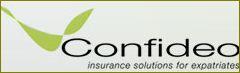 Auslandskrankenversicherung Confideo